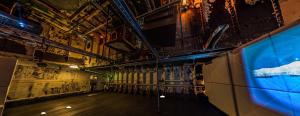 outdoor projector enclosure Royal Navy