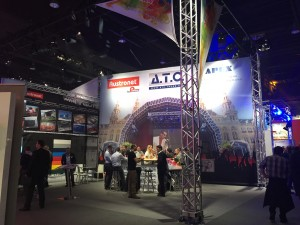 Pro Light and Sound AV show Germany