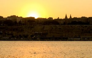 Beautiful Maltese Sunset - VIZBOX Enclosures