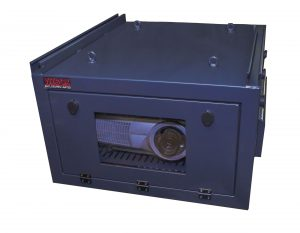 standard projector enclosure in stock