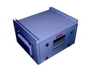 stndard ex stock projector enclosure in RAL 7016