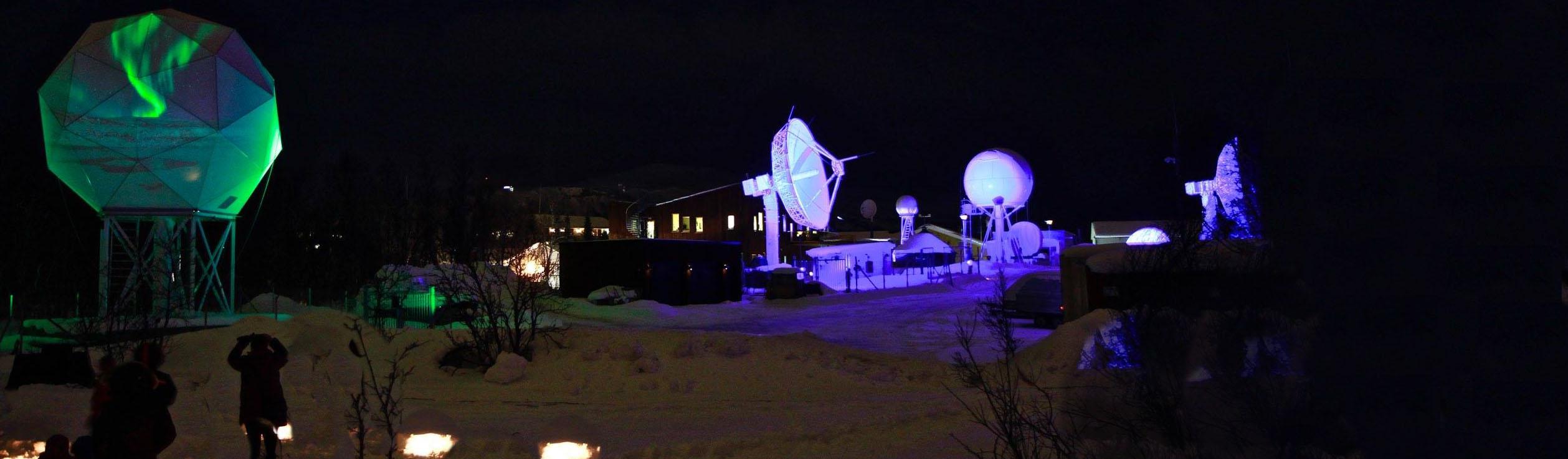 Svalbard Norway KSAt minus 30c
