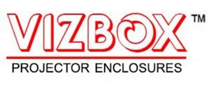 VIZBOX weatherproof projector enclosures