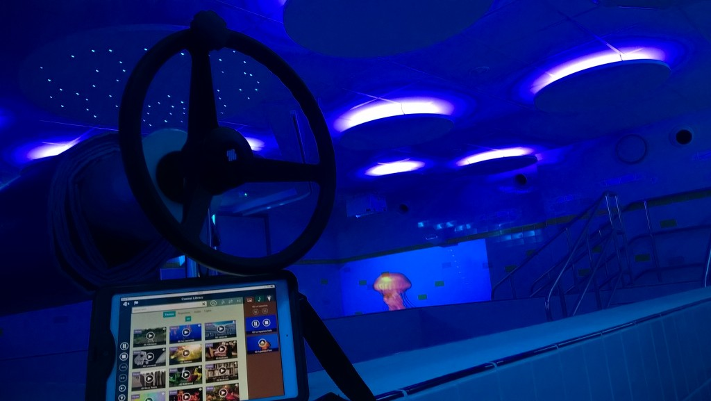 4D hydrotherapy pool 2
