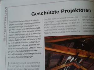 AV Views magazine Germany