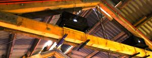 Lion Salt Works projector enclosures