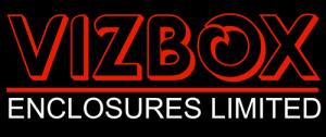 VIZBOX Outdoor Projector Enclosures logo