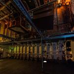 HMS M33 - enclosure to the left