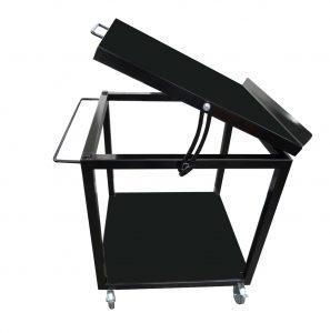 indoor projector trolley