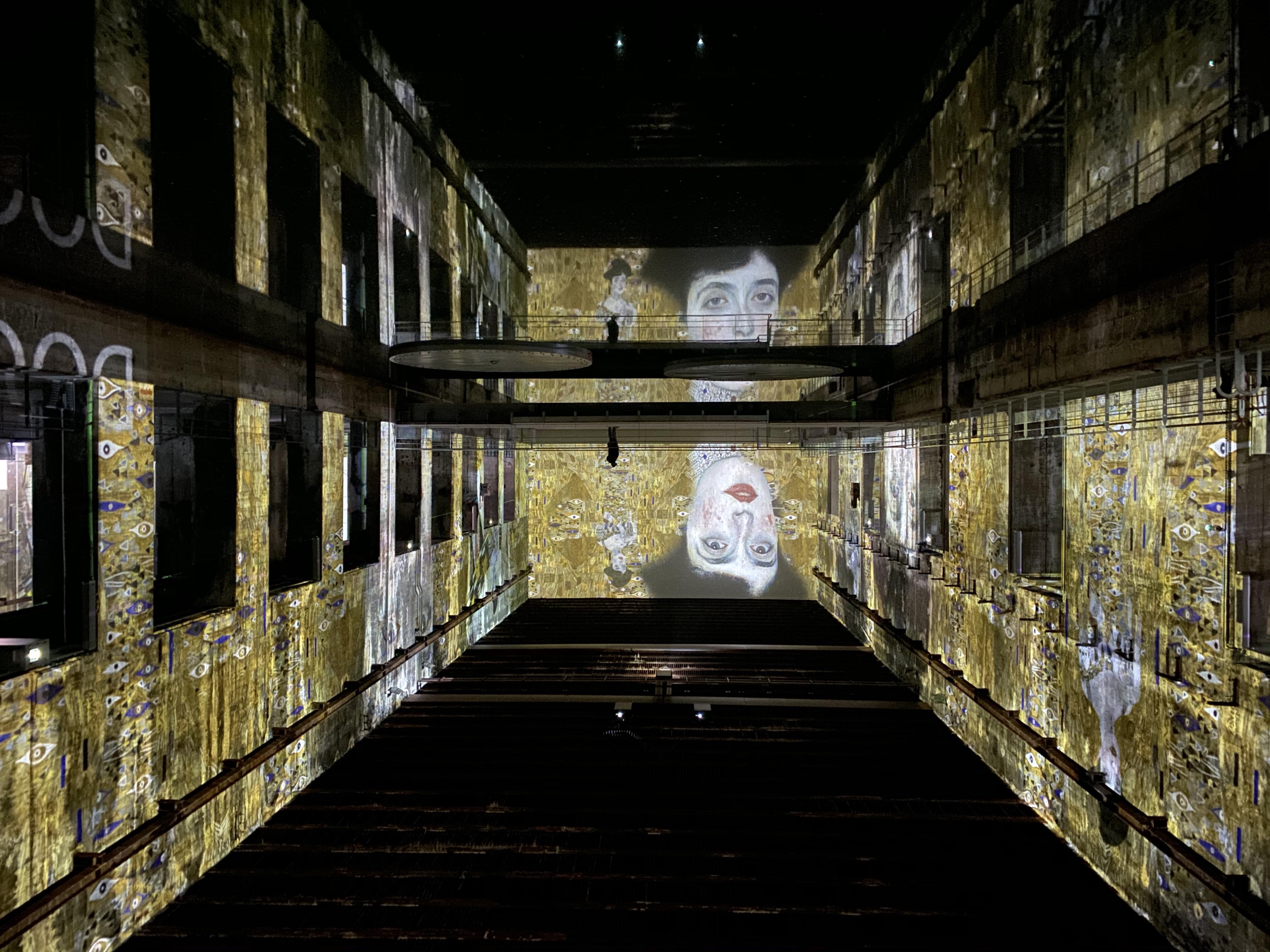 bassins de lumieres projection 1