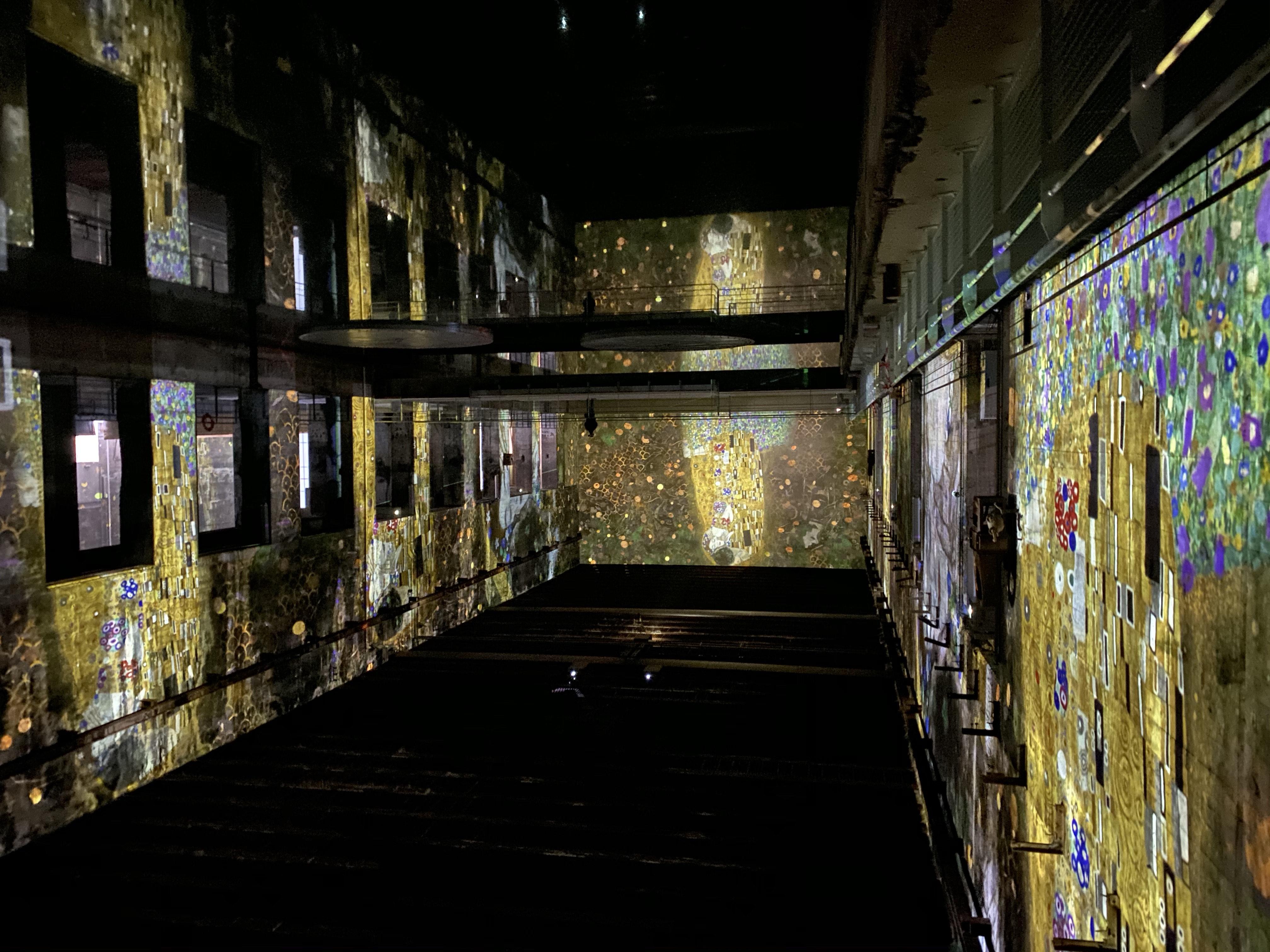 bassins de lumieres projection 2