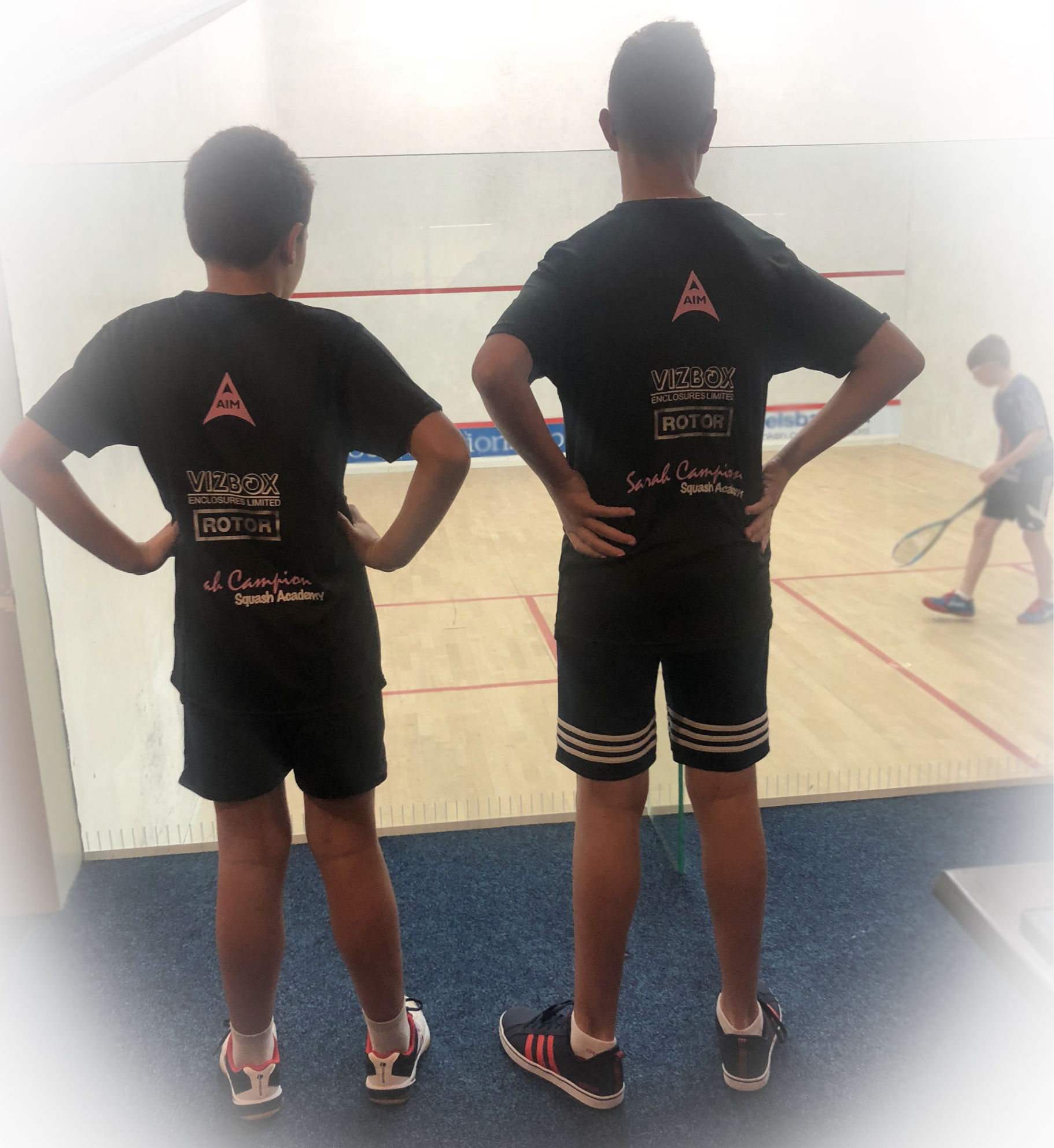 Sarah Campion Junior Squash Academy
