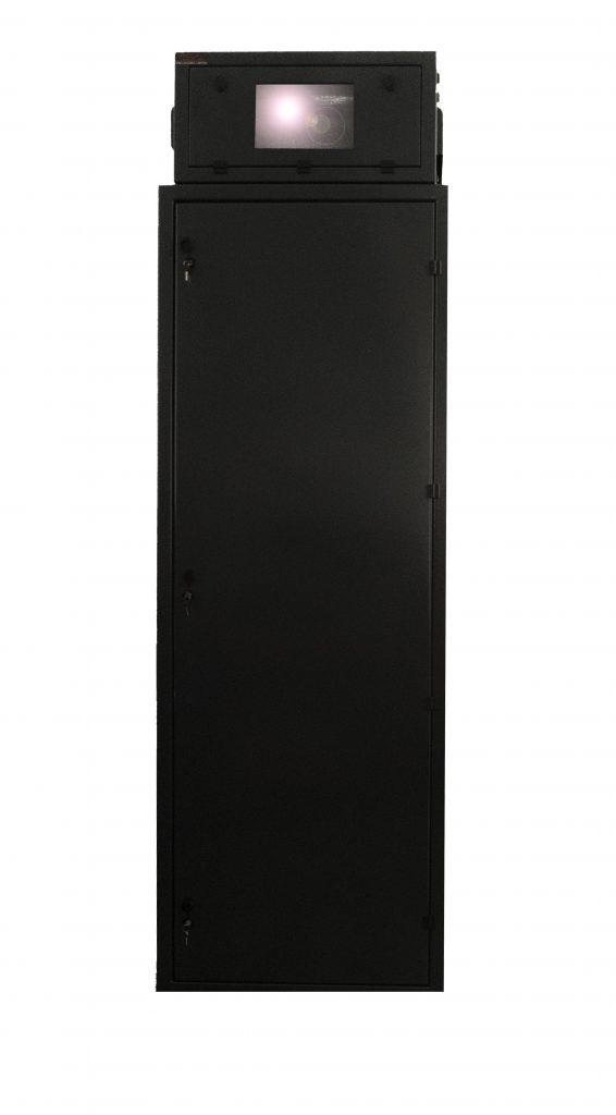 Audio visual plinth cabinet