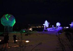 Svalbard Norway KSAt 50 years minus 30c